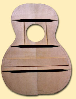 Hauver Guitar handmade and repair