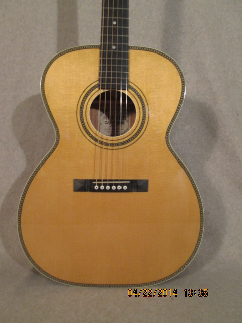 Hauver Guitar 12 String Auditorium