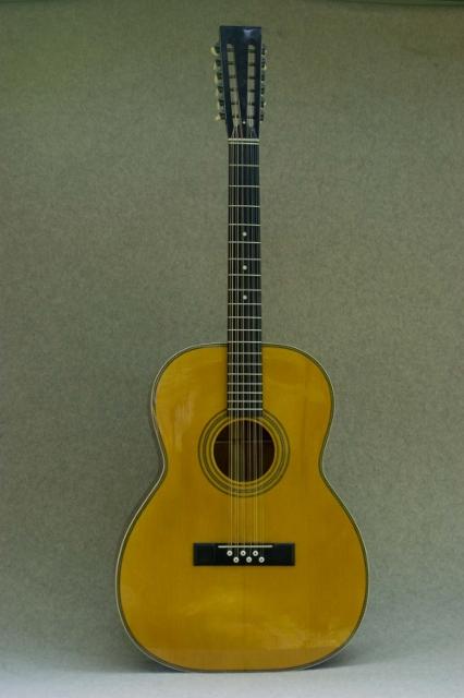 Hauver Guitar Holzapfel custom vintage