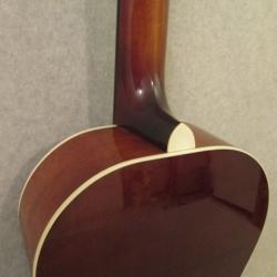 Hauver Guitar Barbecue Bob custom neck