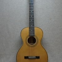 Hauver Guitar Blind Blake custom vintage