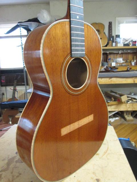 Hauver guitar handmade vintage