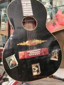 Hauver guitar handmade custom