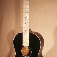 Hauver Guitar Gambler concert guitar