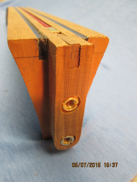 Hauver guitar truss rods